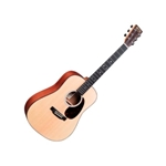 Martin DJr 10E-02 Spruce Dreadnought Junior Acoustic Guitar