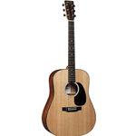 Martin D-10E Spruce Road Series Dreadnought Acoustic/Electric Guitar