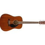 Fender CD-60 All Mahogany Dreadnought Acoustic Guitar