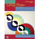 Alfred Group Piano for Adults Book 1; AL0047849