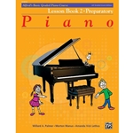 Alfred's Basic Graded Piano Course, Lesson Book 2 Preparatory; 20182UK