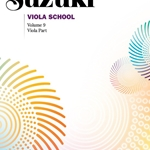 Suzuki Viola School, Viola Part Volume 9; 00-38938