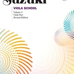 Suzuki Viola School, Viola Part Book and CD Volume 4; 00-40694