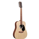 Martin D-X2e 12-String Spruce X-Series Acoustic/Electric Guitar
