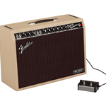 Fender Tone Master Deluxe Reverb Blonde Electric Guitar Amplifier