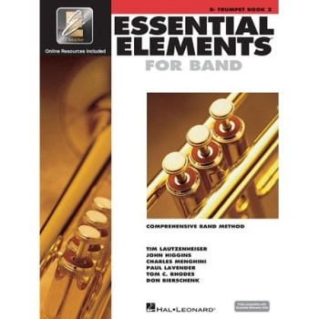 Essential Elements for Trumpet Book 2; 00862597