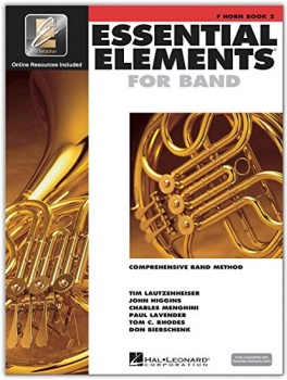 Essential Elements for French Horn Book 2; 00862598