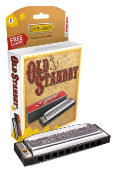 Hohner Old Standby Diatonic Harmonica