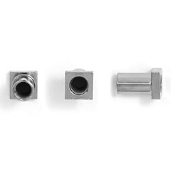 Gibraltar SCLG Swivel Nuts 6mm 12-Pack