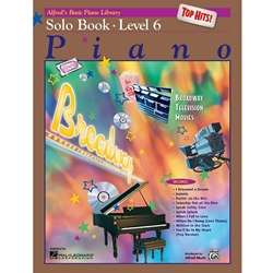 Alfred Top Hits! Solo Book Level 6; 00-19659
