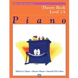 Alfred Theory Book Level 1A; 00-2119