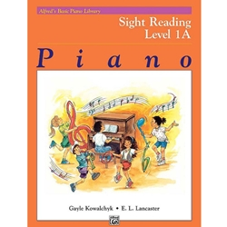 Alfred Sight Reading Book Level 1A; 00-5750