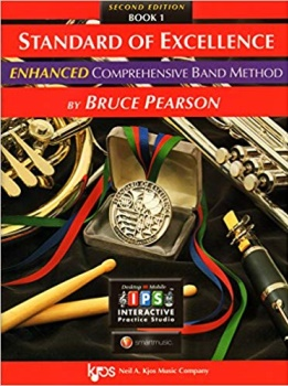 Flute Standard of Excellence Enhanced Version Book 1
