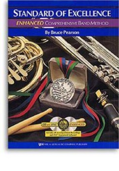 Clarinet Standard of Excellence Enhanced Version Book 2