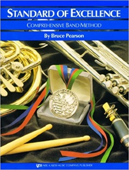 Baritone T.C. Standard of Excellence Book 2