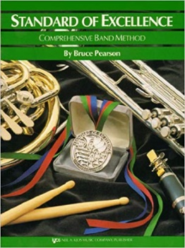 Eb Horn Standard of Excellence Book 3
