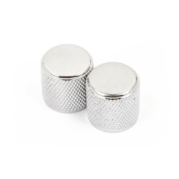 Fender Tele/P-Bass Knurled Knobs