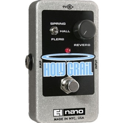 Electro-Harmonix Holy Grail Reverb Effects Pedal
