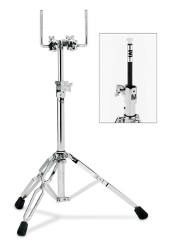 Drum Workshop DWCP9900AL Air-Lift Double Tom Stand