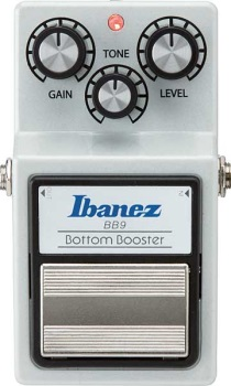 Ibanez BB9 Bottom Booster Boost Effects Pedal