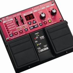 Boss RC-30 Loop Station Guitar Effects Processor