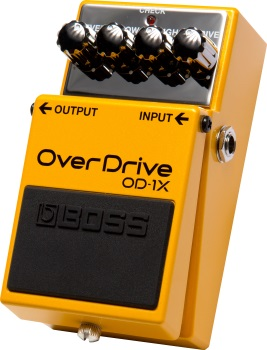Boss OD-1X Overdrive Effects Pedal