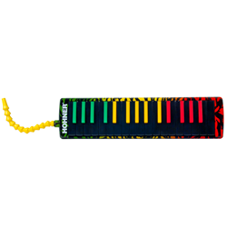 Hohner Airboard Rasta 32 Melodica
