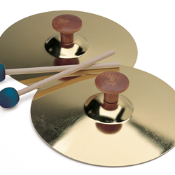 Hohner Kids S3800 Cymbal Pair with Mallets