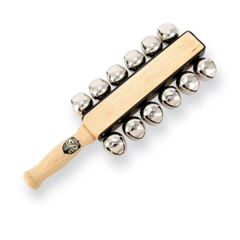 Latin Percussion CP373 Sleigh Bells -12 Bells-