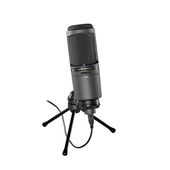 Audio-Technica AT2020USBi Cardioid Condenser USB/iOS Microphone