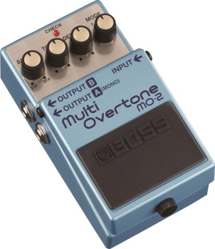 Boss MO-2 Multi Overtone Effects Pedal