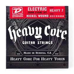 Dunlop Heavy Core NPS Heavier Electric Guitar String Set