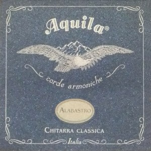 Aquila 97C Alabastro Light Tension Nylon Guitar String Set