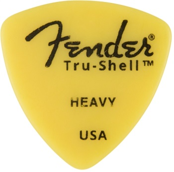 Fender Tru-Shell 346 Shape Guitar Pick