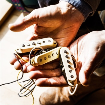 Fender Eric Johnson Signature Stratocaster Pickup Set