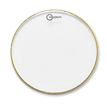 Aquarian Force Ten Clear Drum Head