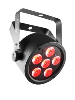 Chauvet DJ EZpar T6 USB Battery Powered Par Wash Light