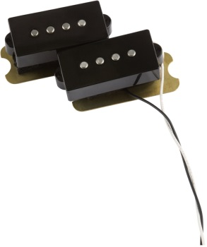 Fender V-Mod Precision Bass Pickup Set; 0992269000