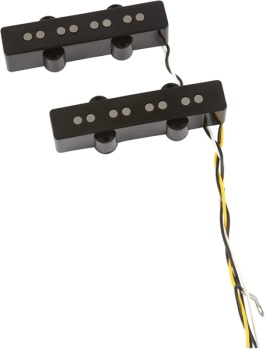 Fender V-Mod Jazz Bass Pickup Set; 0992268000