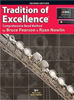 Flute Tradition of Excellence Book 1