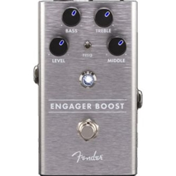 Fender Engager Boost Electric Guitar Effects Pedal; 0234542000