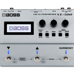Boss VE-500 Vocal Processor