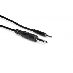 "Hosa CMP110 3.5mm to 1/4"" Patch Cable"