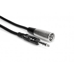 "Hosa STX105M Male XLR to 1/4"" TRS Patch Cable"