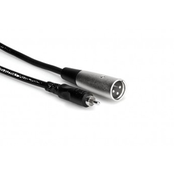 Hosa XRM105 Male XLR to RCA Patch Cable