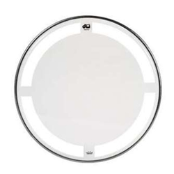 "Drum Workshop DRDHCC14 14"" Coated/Clear Drum Head"