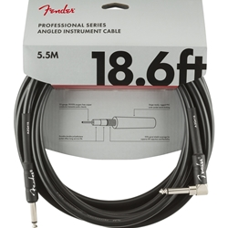Fender Professional Series 18.6ft Str/Ang Instrument Cable