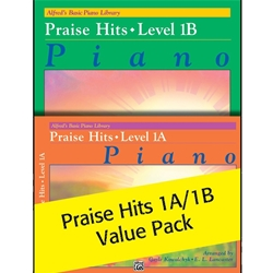Alfred Praise Hits Level 1A and 1B; AL00105667