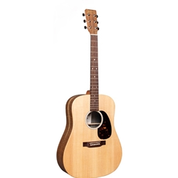 Martin D-X2e Spruce X-Series Acoustic/Electric Guitar