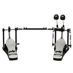 PDP 800 Double Bass Drum Pedal; PDDP812